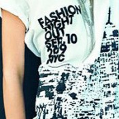 NY Fashion Industry Pitches In For Good Causes