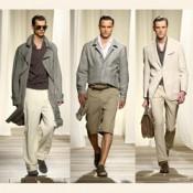 Ermenegildo Zegna, Spring-Summer 2010 Collection at Milan Moda Uomo
