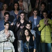 Missoni, Spring-Summer 2010 Collection at Milan Moda Uomo