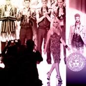 Versace Spring-Summer 2010 Collection at Milan Moda Uomo
