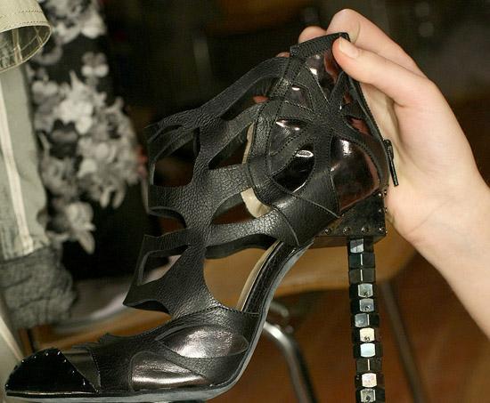 Backstage - Rodarte - Shoes