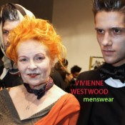 Vivienne Westwood, Fall 2010 Collection at Milan Moda Uomo