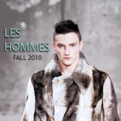 Les Hommes, Fall 2010 Collection at Milan Moda Uomo